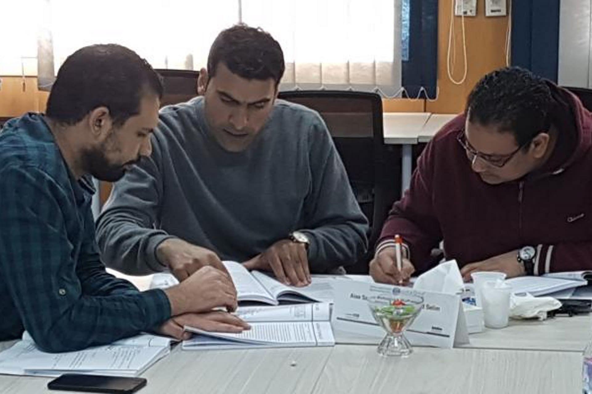 egyptian-banking-institute-npl-training