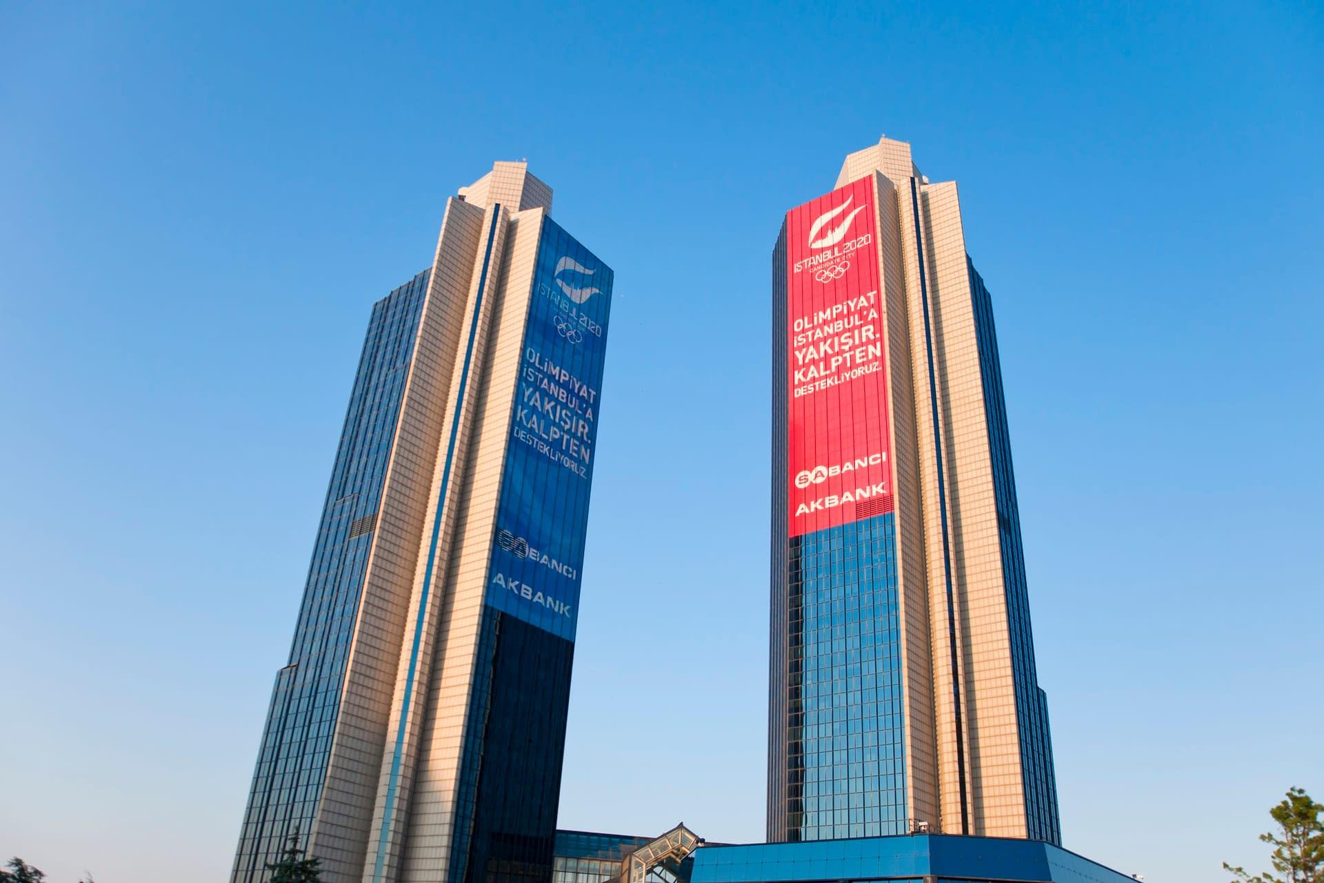 akbank-towers