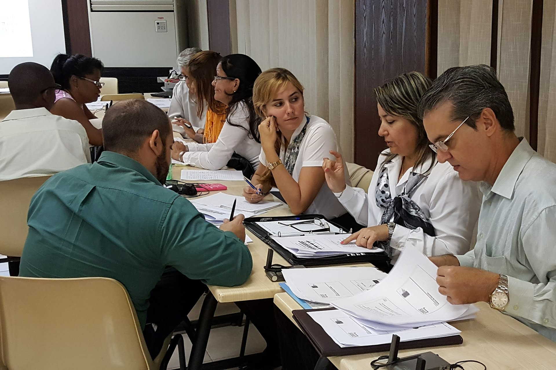 banco-central-de-cuba-training